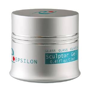 Gel UV E-Sculptor Gel Glass Clear13ml