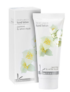 Lotion main et corps Jasmine & White Musk 40ml