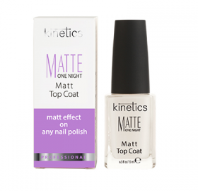 Matte One Night Top coat 15ml