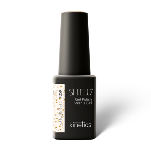 Vernis permanent SHIELD  Goldy 15ml #259 - Kinetics