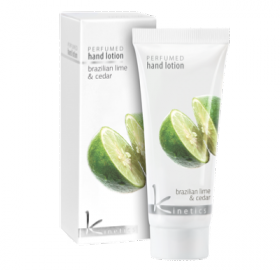 Lotion main et corps Brazilian lime & cedar 40ml
