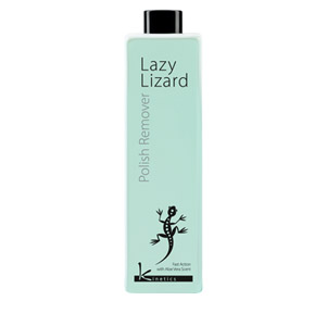 Dissolvant Lazy Lizard avec Aloe Vera 1000ML