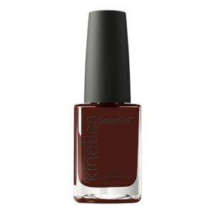 Solargel Polish Alluring Brown #410