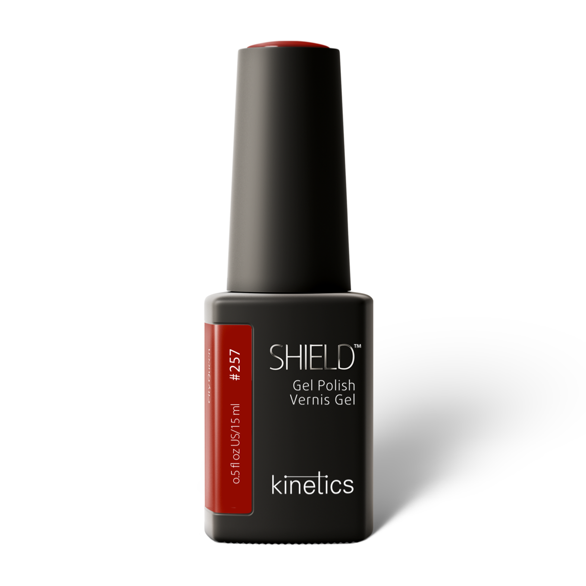 Vernis permanent SHIELD  City Queen 15ml - Kinetics