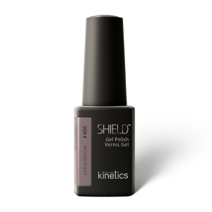 Vernis permanent SHIELD Almost Naked 15ml #406 - Kinetics