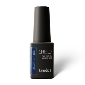 Vernis permanent SHIELD  Call Me blue 15ml #236 - Kinetics