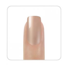 Vernis permanent Gel Polish Naked Beige