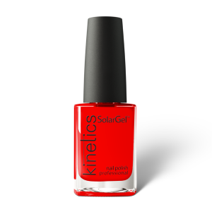 Vernis à ongles Solargel 15ml King of Red