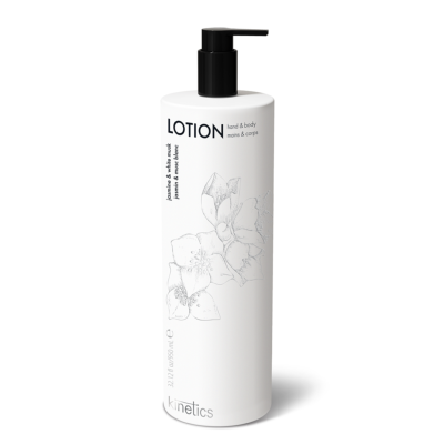 Lotion mains & corps Jasmine & White Musk 950ml