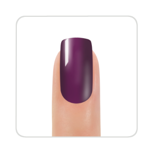 Vernis permanent Gel Polish Blackout