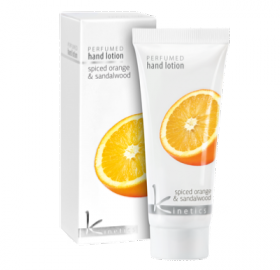 Lotion main et corps Spiced orange & Sandalwood 40ml