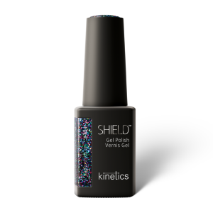 Vernis permanent SHIELD  Glitter storm 15ml #304 - Kinetics