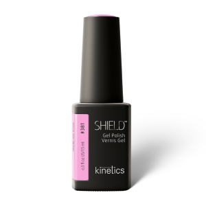 Vernis permanent SHIELD  Love in the Snow Ready, set , snow 15ml #381 - Kinetics