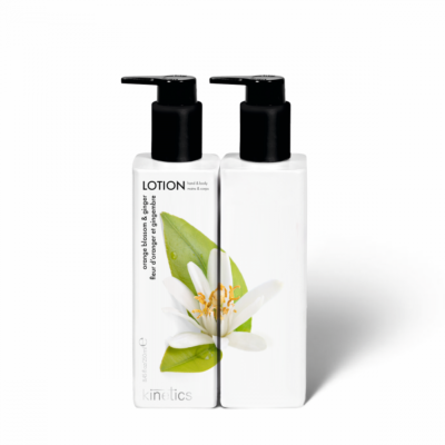 Lotion Orange Bloosom & Ginger 250ml
