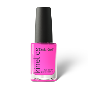 Vernis à ongles SolarGel 15ml Electro Pink