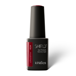 Vernis permanent SHIELD  Red Gown 15ml #234 - Kinetics