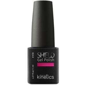 Vernis permanent SHIELD  Shh, Mirror like red