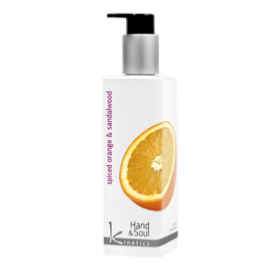 Lotion main et corps Spiced Orange & Sandalwood