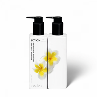 Lotion Frangipani & Sicilian Lemon 250ml