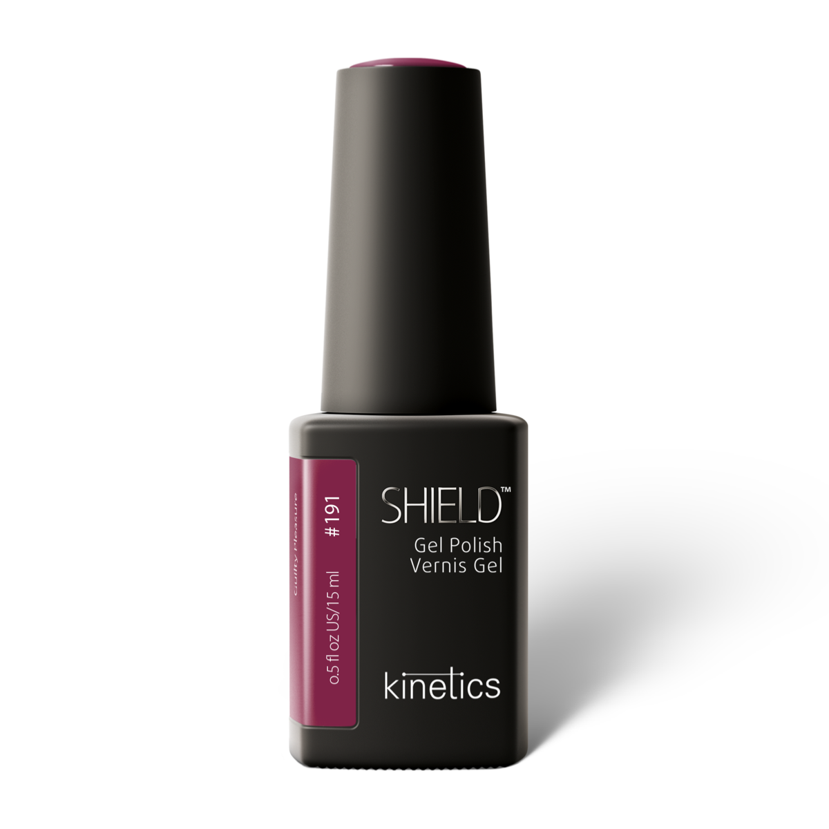 Vernis permanent SHIELD  Guilty pleasure 15ml #191 - Kinetics