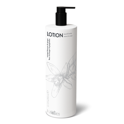Lotion main & corps Orange Blossom Ginger 950ml