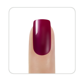 Vernis permanent gel polish Drama queen