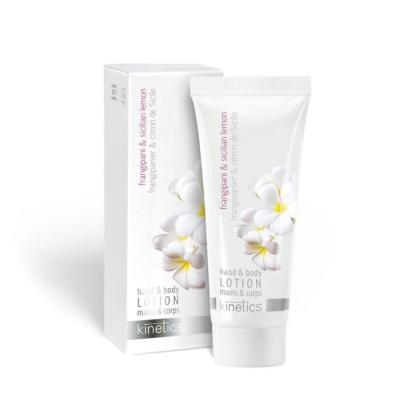 Lotion Mains et corps Frangipani & sicilian lemon 40ml