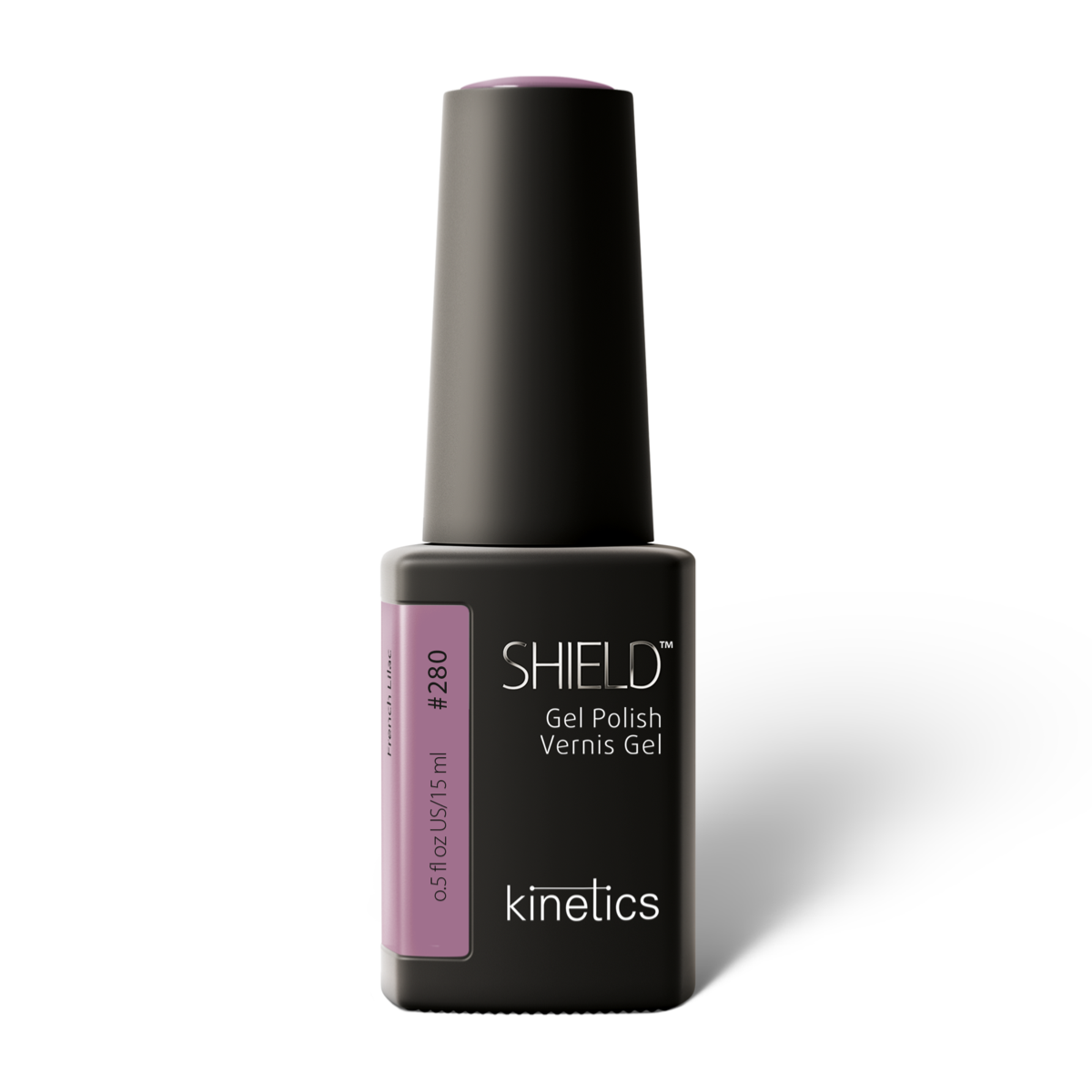 Vernis permanent SHIELD  French Lilac 15ml #280 - Kinetics