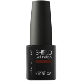 SHIELD Gel Polish Alluring Brown #410