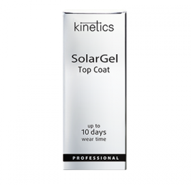 SolarGel Top Coat Vernis 15ml