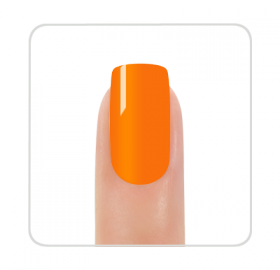 Vernis à ongles SolarGel 15ml Orange pop